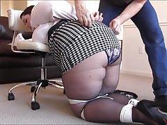 BBW BDSM Big Boobs Bondage Spanking