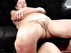 Granny Lesbian Mature MILF Old and Young
