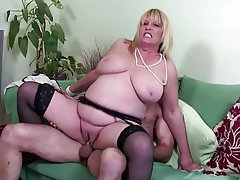 Big Boobs Granny Mature MILF Old and Young