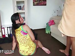 Amateur Anal German MILF Old and Young