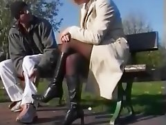 British Mature MILF Old and Young Stockings