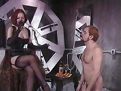 BDSM MILF Redhead Femdom Latex