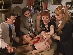 German Group Sex Hardcore