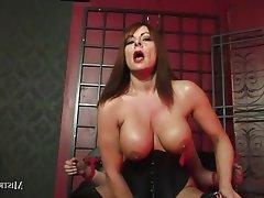 BDSM Big Boobs Cumshot Femdom Hardcore