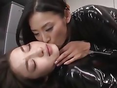 Think, that hot latex lesbians simply remarkable