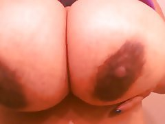 Amateur BBW Big Boobs Big Nipples
