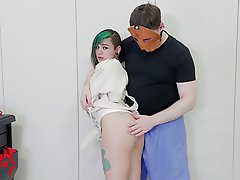 Anal BDSM Bondage Old and Young Spanking