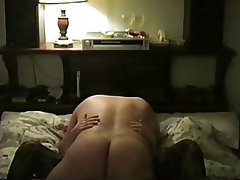 Amateur Brunette Hairy Stockings Wife