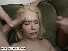 Amateur Anal Facial Group Sex Teen