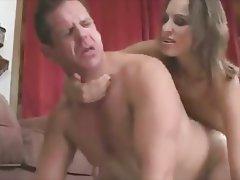 BDSM Brunette Femdom Pornstar Strapon