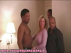 Gangbang Group Sex Interracial Orgy