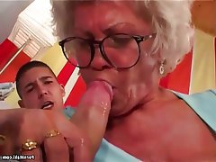 Granny Hairy Hardcore Mature Old and Young