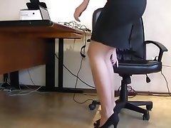 Babe High Heels Pantyhose Stockings