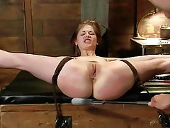 BDSM Bondage Close Up Mistress Strapon