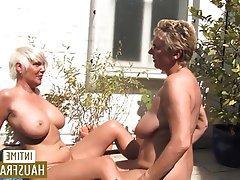 Big Boobs Blonde German Amateur MILF