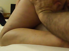 German Amateur Creampie Wife