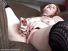 Big Boobs Mature MILF Pussy