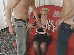 Cumshot Granny Hardcore Teen