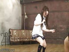 CFNM Femdom Japanese Mistress BDSM