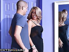 Big Boobs Blonde Blowjob Hardcore Big Cock