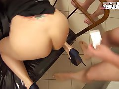 Amateur Casting German Group Sex MILF