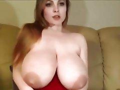 Big Boobs Dildo Saggy Tits Webcam Big Tits