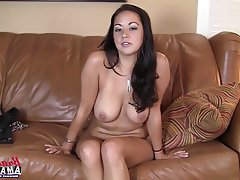 Amateur Big Boobs Casting Masturbation Boobs