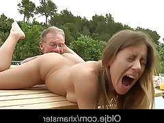 Anal Ass Licking Old and Young Teen Fucking