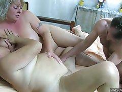 Masturbation Granny