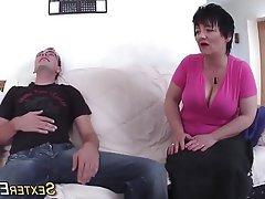 Big Boobs Cumshot MILF Fucking