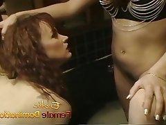 Femdom Latex Mistress BDSM Stockings