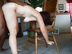 Amateur Interracial Swinger Cheating Wife