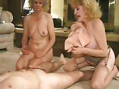 Granny Group Sex Mature MILF Old and Young