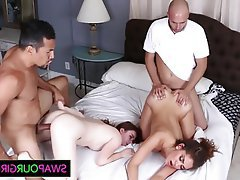 Blowjob Hardcore Teen Old and Young Big Cock
