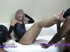 Amateur Interracial MILF Foot Fetish Small Tits