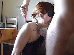 Blowjob BDSM French