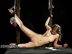 Blonde Teen BDSM BDSM