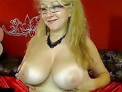 Amateur Blonde Masturbation Webcam