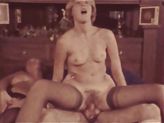 Hairy Hardcore Threesome Vintage