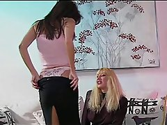 BDSM Lesbian MILF Big Boobs Blonde