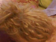 Anal Blonde Creampie Lingerie Masturbation