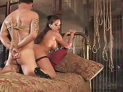 BDSM Bondage Femdom Latex Lingerie