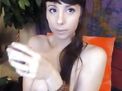 Amateur Babe Hairy Webcam