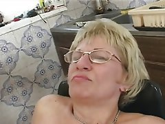 Blonde Cumshot Granny Hairy Old and Young