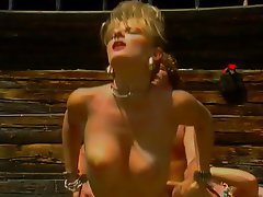 Blonde German Group Sex Vintage