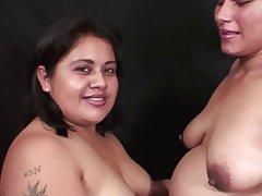 Amateur Babe BBW Big Boobs Nipples