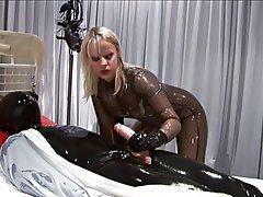 Amateur BDSM Bondage Femdom Latex