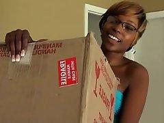 Reality Teen Black Ebony Amateur