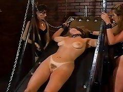 BDSM Bondage Femdom Lesbian Spanking