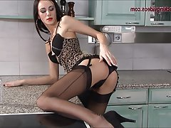 Czech Lingerie Pantyhose Stockings